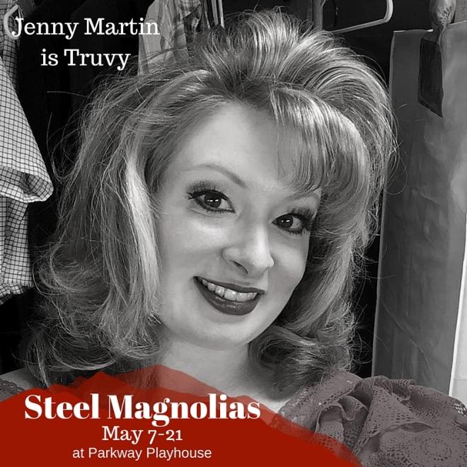 Jenny Martinis Truvy